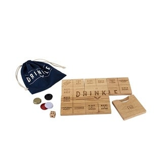 Drinkle Beer Drinking Board Game by Foster & Rye