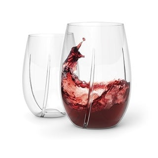 WHIRL Aerating Wine Glasses by HOST®