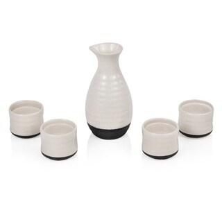 Fervor: 5-Piece Sake Set