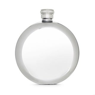 Glint™ Stainless Steel Round Flask by True