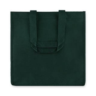 6-Bottle Non-Woven Tote - Green