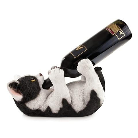 Klutzy Kitty Bottle Holder by True