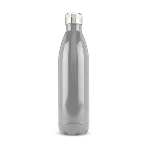 True 2Go: 750ml Water Bottle in Grey by True, Multi (Stai...