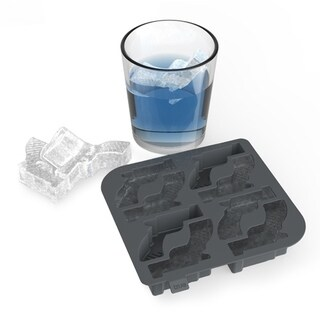 License to Chill Silicone Ice Cube Tray by TrueZoo
