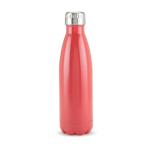 True 2Go: 500ml Water Bottle in Red by True, Multi (Stain...