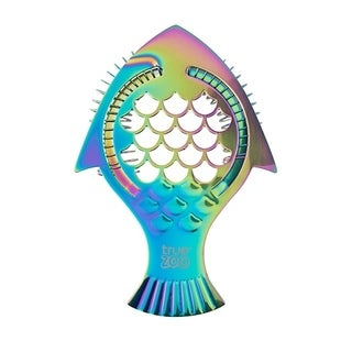 Rainbow Fish Cocktail Strainer by True ZOO