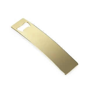 Luster Gold Bottle Opener by True