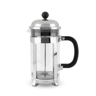 Java Stainless Steel French Press by True