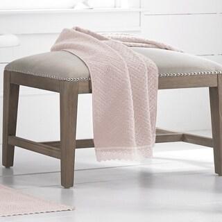 Five Queens Court Sonia Woven Jacquard Cotton Bath Towel