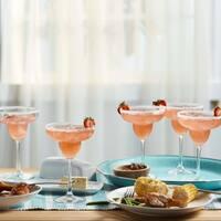 Libbey Vina 6-piece Margarita Glass Set