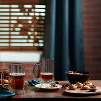 Libbey Heidelberg 4-piece Glass Mug Set