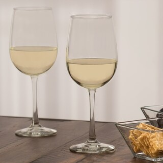 Libbey Midtown 4-piece White Wine Glass Set