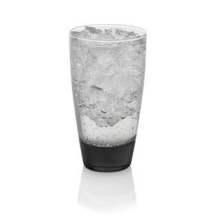Libbey Classic Smoke 12-piece Cooler Glass Set