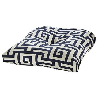 Athens Navy Outdoor Chair Cushion