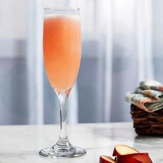 Libbey Midtown 4-piece Champagne Flute Set