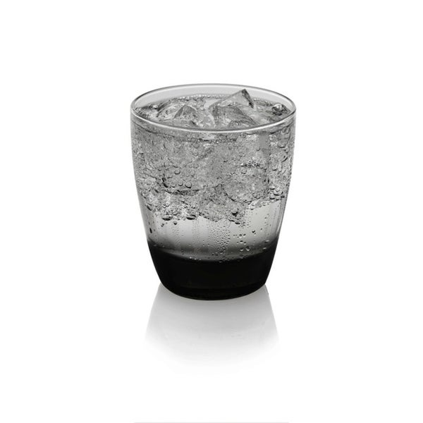 Libbey Classic Smoke 12-piece Rocks Glass Set