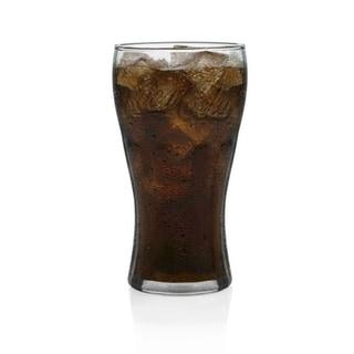 Libbey Coke 6-piece Tumbler Glass Set