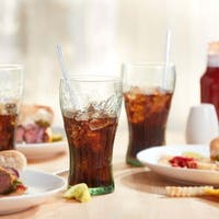 Libbey Coke 6-piece Tumbler Glass Set