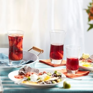 Libbey Martello 16-piece Glass Set