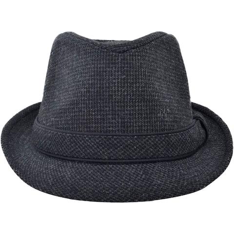 Classic Unisex Fedora, Grey