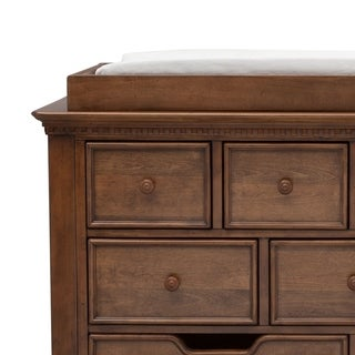 Link to Simmons Kids Tivoli Changing Tray 329710, Antique Chestnut Similar Items in Changing Tables