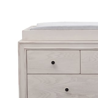 Superbe Simmons Kids Ravello Changing Tray 332710, Antique White