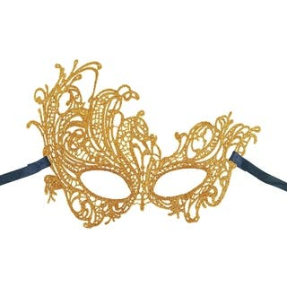 Women's Classic Goddess Venetian Masquerade Lace Eye Mask|https://ak1.ostkcdn.com/images/products/17930600/P24111031.jpg?impolicy=medium