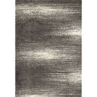 "Contemporary Ombre Shag Area Rug - 5'3"" x 7'3"""