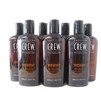 American Crew Power Cleanser Style Remover 8.4-ounce Daily Shampoo (Pack of 7)