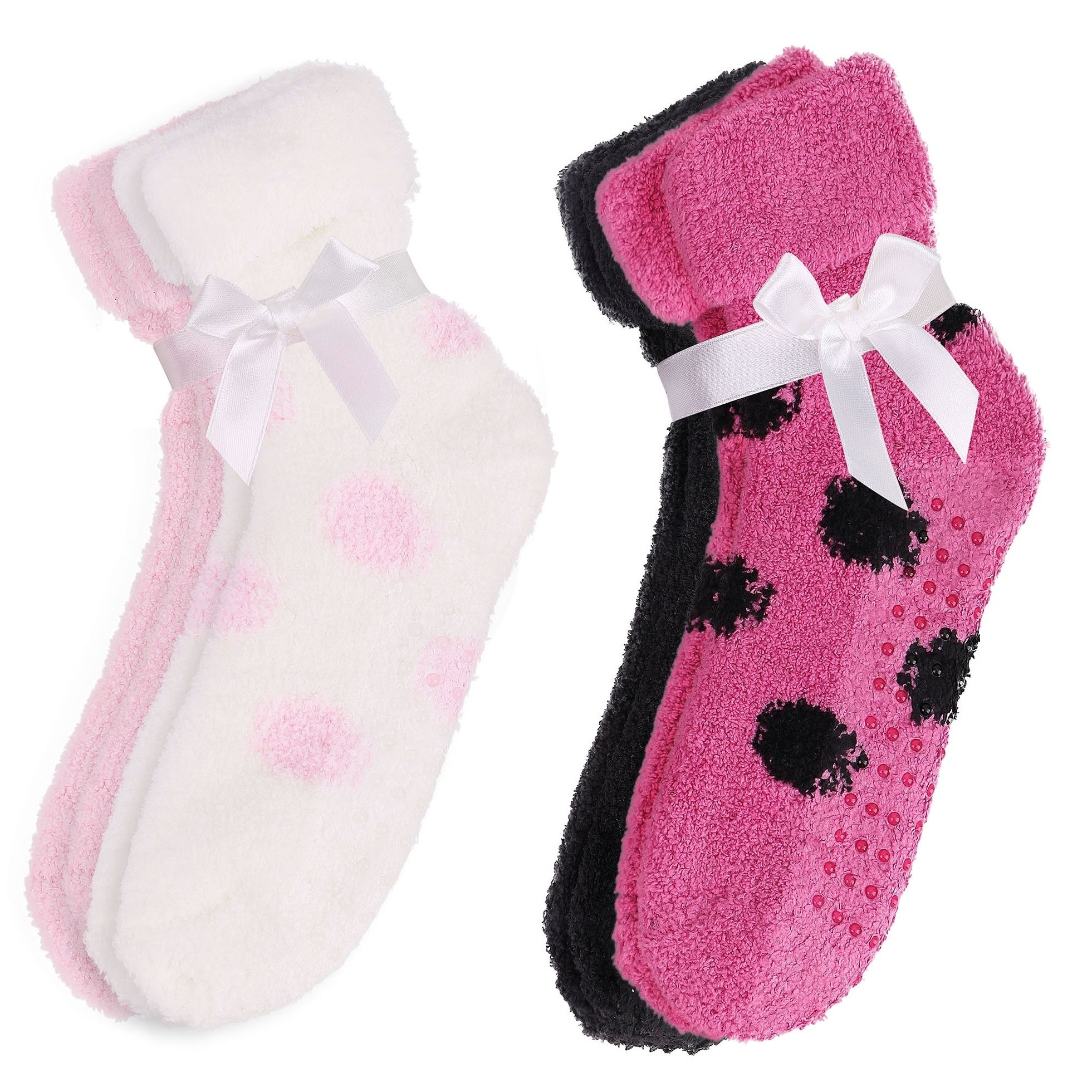 Burklett Women s Anti Skid Home And Hospital Slipper Socks