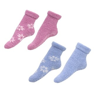 Burklett Women's Anti Skid Home And Hospital Slipper Socks