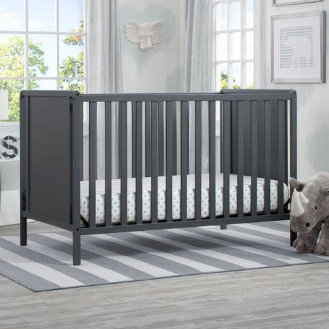Delta Children Heartland Classic 4-in-1 Convertible Crib