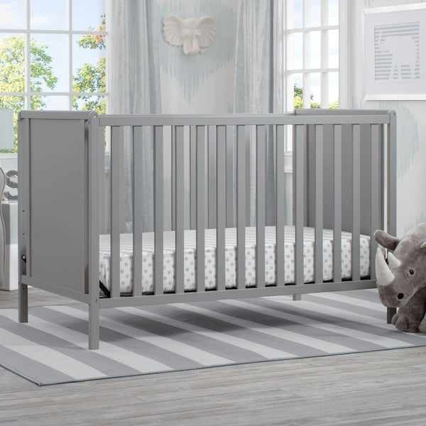 Delta Children Heartland Classic 4-in-1 Convertible Crib. Opens flyout.