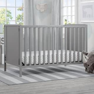 Delta Children Heartland Classic 4-in-1 Convertible Crib