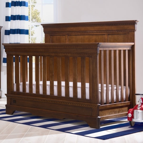 Simmons Kids Tivoli Pine Wood Convertible Crib N More. Opens flyout.