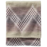 Pendleton Willow Basket Blanket Fog