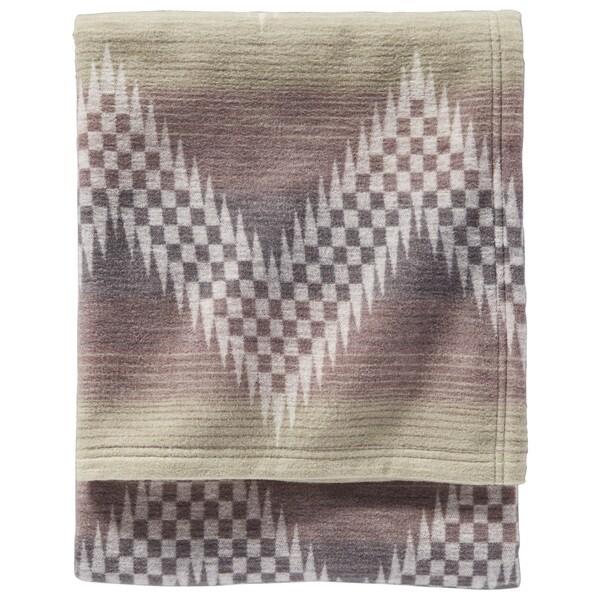 Pendleton Willow Basket Blanket Fog