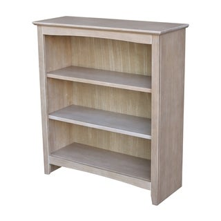"""International Concepts Shaker Bookcase - 36""""H"""