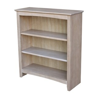 "International Concepts Shaker Bookcase - 36""H"