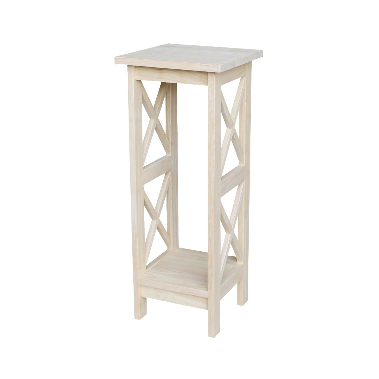 International Concepts 30 X-Sided Plant Stand