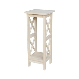 """International Concepts 30"""" X-Sided Plant Stand"""