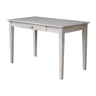 International Concepts Writing Desk with drawer
