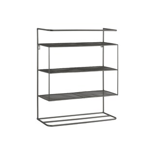 UTC16004 Metal Organizer Metallic Finish Gray