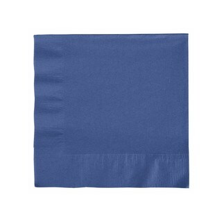 Creative Converting 6691137B 2 Ply Navy Lunch Napkins 50 Count|https://ak1.ostkcdn.com/images/products/17931106/P24111458.jpg?_ostk_perf_=percv&impolicy=medium