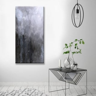 Ready2HangArt 'Licorice Rain' Canvas Wall Décor by Max+E