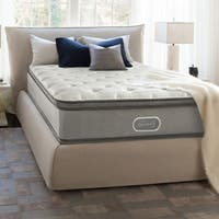 Beautyrest 13-inch Marco Island Plush Pillow Top California King-size Mattress Set