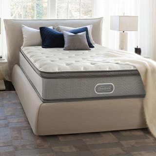 Beautyrest 13-inch Marco Island Plush Pillow Top King-size Mattress Set