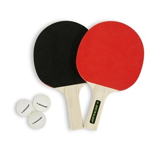 Dunlop 2 Player Table Tennis Accessory Set