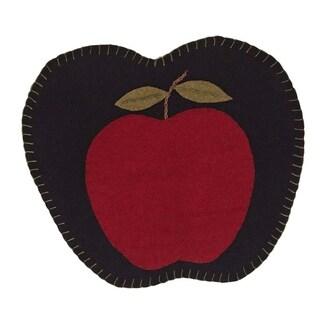 Apple Harvest Apple Felt Tablemat Set of 6