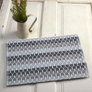Blaire Ribbed Placemat Set of 6